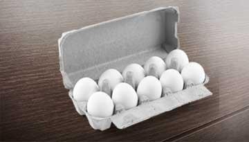 Klasik 10'lu Yumurta